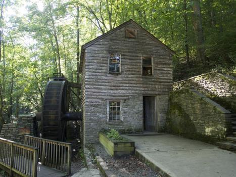 The Grist Mill at Norris Dam