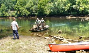 Clinch River cleanup